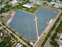 "UDP Renewables has launched its new PV PP ""Pervomaysk"" with 6.5 MW of peak capacity"