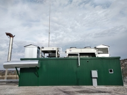 На місцевому звалищі Маріуполя запустили біогазову станцію потужністю 1,2 МВт