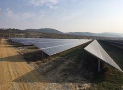 На Закарпатті збудували три сонячні електростанції