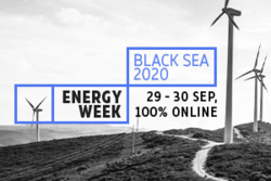 Energy Week Black Sea 2020 will take place on 29.09 - 01.10 online