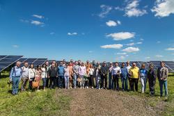 Народні депутати із МФО «Чиста енергія - здорове довкілля» відвідали об'єкти ВДЕ на Одещині