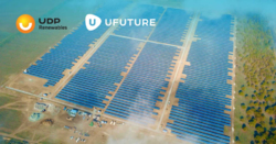ACCIONA and UDP Renewables launch new solar power plant in Odessa region